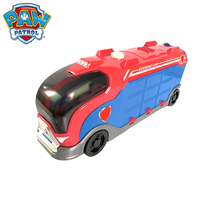 Paw Patrol Dog Rescue Vehicles Patrulla Canina Anime Figurine Car Plastic Toy Set Action Figure Model Children Christmas Gifts