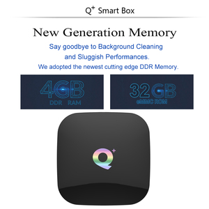 Image 2 - Q artı Allwinner H6 6K akıllı TV kutusu Android 9.0 4GB 64GB 32GB dört çekirdekli USB3.0 Playstore Youtube Q artı Wifi Set Top Box PK T95Q