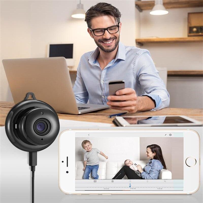 câmera de segurança ip onvif monitor do bebê