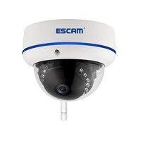 ESCAM Speed QD800WIFI 2MP wifi outdoor IP IR Dome Camera IP66 waterproof Onvif P2P wireless Night Vision Security CCTV Camera