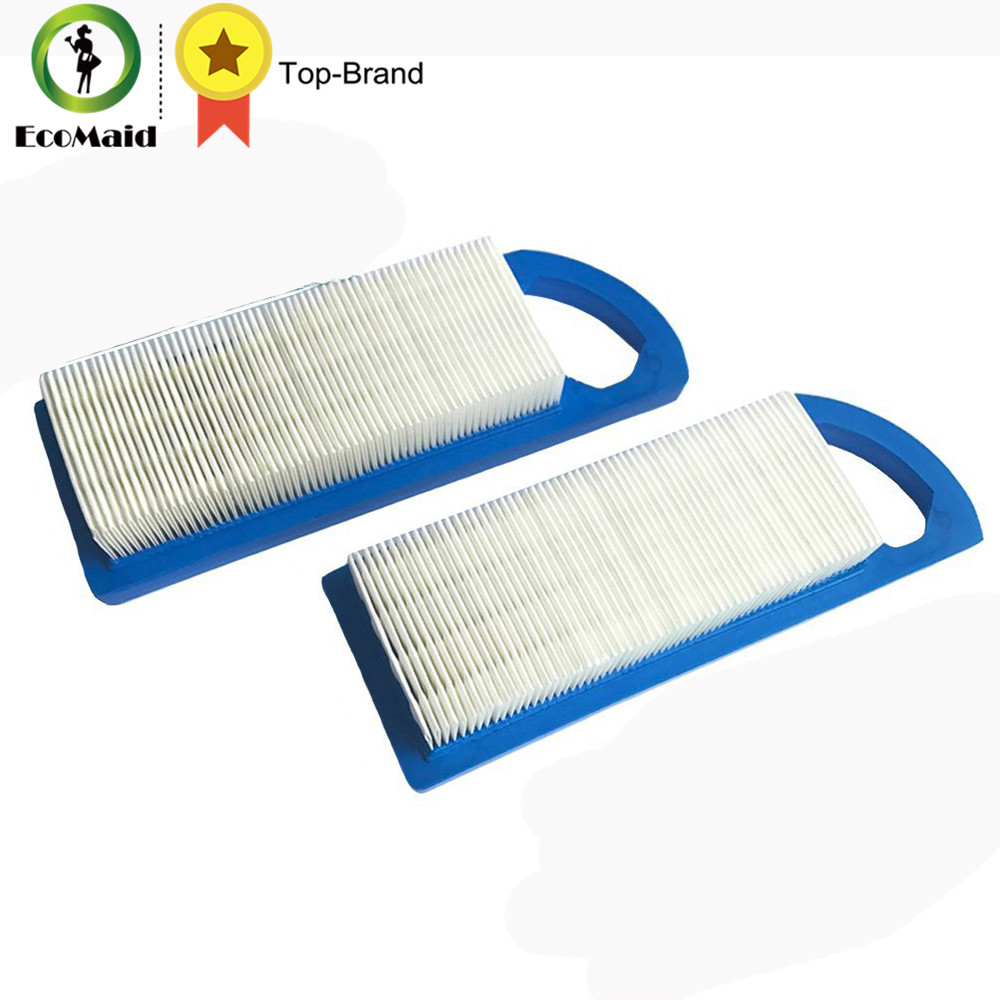 цена на Air Filter For Briggs Stratton   Replacement Part Oregon Craftsman John Deere Gy20573 Lowes 2pcs