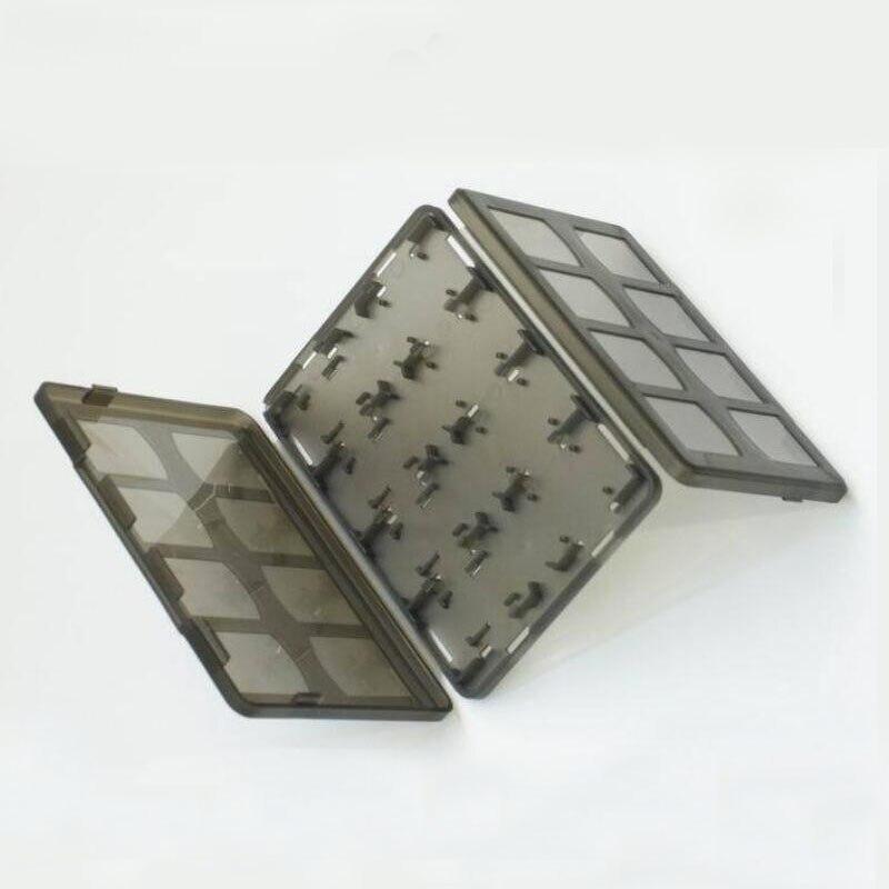 20 In 1 Hard Plastic Game Memory Cards Storage Protective Box Case Holder For Sony PlayStation Psvita PS Vita PSV 1000 2000 Slim