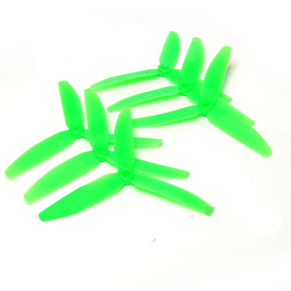 3pairs 6pcs 5030 Plastic 3-blade Propeller Props for Mini Multirotor - Remote Control Toys
