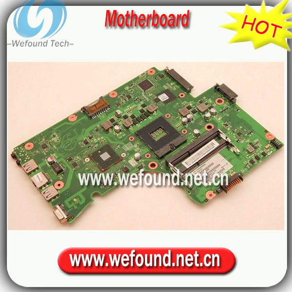 ФОТО 100% Working Laptop Motherboard for toshiba C650 V000225000 Series Mainboard,System Board