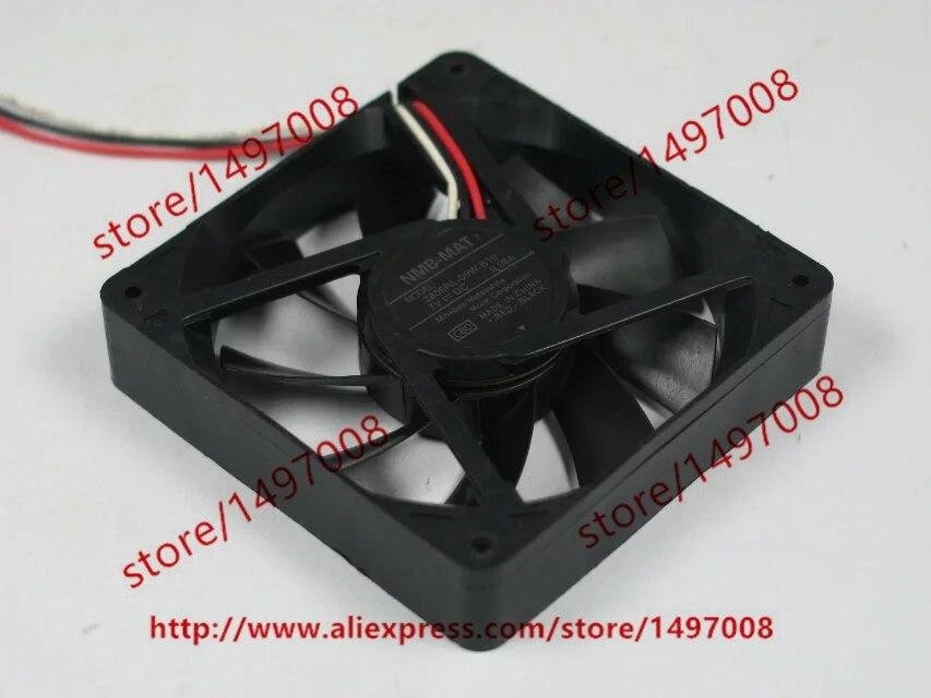 NMB-MAT 2806RL-09W-B19 DC 7V 0.08A    70X70X15mm Server Square  Fan гирлянда с насадками richled 3x0 7 м rl psf3 0 7c w b