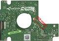 HDD PCB логика совета 2060-771754-000 REV для WD 2.5 USB ремонта жесткий диск восстановления данных WD5000KMVV WD7500TMVV WD10TMVV