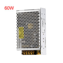 LED Driver Power Supply AC220 To DC12V / DC24V 60W smps power supply 5A /2.5A Adapter 60w led  Led Strip