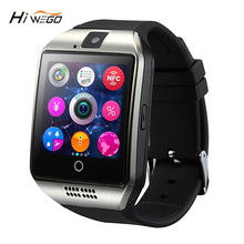 Smart Watch New Q18 Passometer Smart watch with Touch Screen camera Hiwego Bluetooth smartwatch for Android IOS Phone T30
