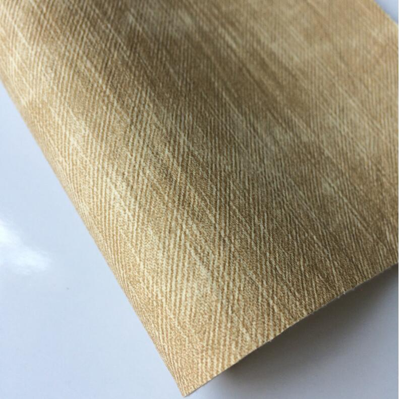 US $23 0 |Embossed Linen Grain Fabric Grain Synthetic Leather DIY Material  for bags mobile shoes P1355-in Synthetic Leather from Home & Garden on