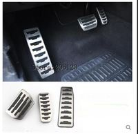 For Land Rover Discovery Sport For Range Rover Evoque 12 17 Car Fuel Gas Brake Pedal Cover Trim Car Accessories New