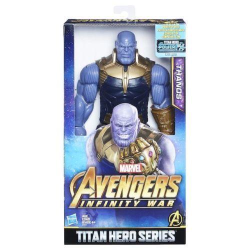 Avengers Infinity War Titan Hero Power FX Iron Man Birthday Gift AU Stock