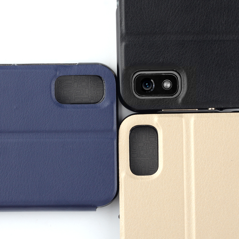 ocube flip case for Elephone A4 for Elephone A4 Pro high quality luxury PU leather case for elephone a4 pro small phone