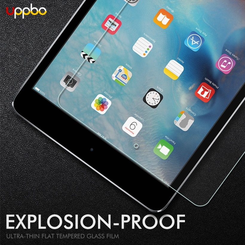 9H Screen Protector For Apple iPad Air Mini 2019 Tempered Glass for iPad Pro 10.5 2017 iPad Mini 4 Protective Film Guard
