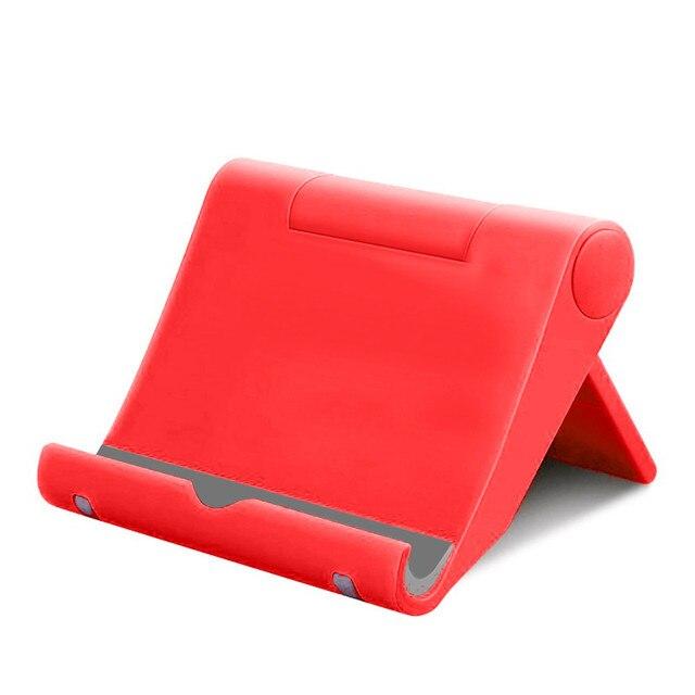 Nuevo soporte plegable 360 grados Universal cama escritorio soporte para teléfono iPad tableta 18Jan23 Envío Directo
