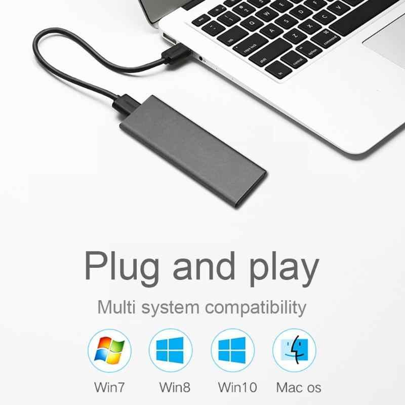 Usb 3.0 に M.2 ngff ssd モバイルハードディスクボックスアダプタカード外部エンクロージャケース m2 ssd usb 3.0 ケース 2230/2242/2260/2280