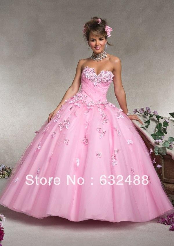 Vestidos línea alto bajo Prom vestido de Quinceanera mejor damas de ...