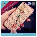 Para iphone 6 s 6 s plus mulheres linda pulseira caso tpu macio linda pulseira case para iphone 6 6 s/6 6 s plus frete grátis