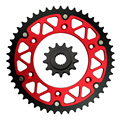 High Performance Motorcycle 13T Front & 48T Rear Sprocket  Kit  For HONDA CR 250 R CR 250R CR250 R 1992-2007