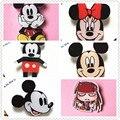 Novo Estilo Mickey Mouse Crachá Acrílico Broche Para As Mulheres/Homem Roupas Crachá Decorativos Rozet Cachecol Gola Lapela Pin Broche