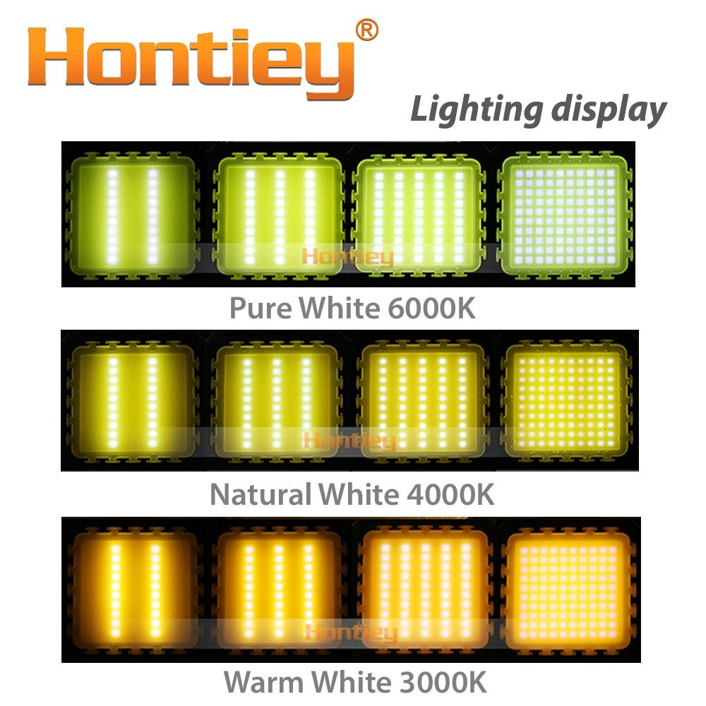 Купить с кэшбэком Hontiey High Power LED Matrix 20W 30W 50W 100W Warm Pure White Light Bulb 3000K 4000K 6000K DIY Spotlight Lamp DIY High Bright
