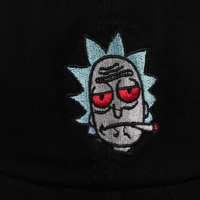 rick and morty hats the new us animation rick caps dad hat