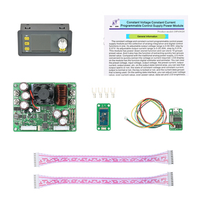 Image 3 - A CRISTALLI LIQUIDI Digital di Controllo Programmabile Buck Boost Modulo di Alimentazione A Tensione Costante di Corrente DC 0 50.00 v/0 20.00A uscita DPS5020