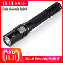 2015 NEW Fenix E25 UE Cree XP-L LED 1000 Lumens E25 Ultimate Edition two 14500 rechargeable Li-ion batteries or two AA(China)
