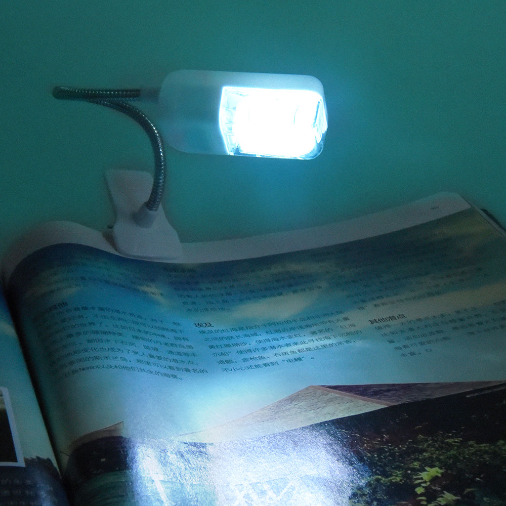 Lights & Lighting Cheap Price Clip Led Reading Book Light Mini Flexible Libros De Lectura Luminaria Led Study Light Lamp Battery Powered Eye Protection Lights A Great Variety Of Models
