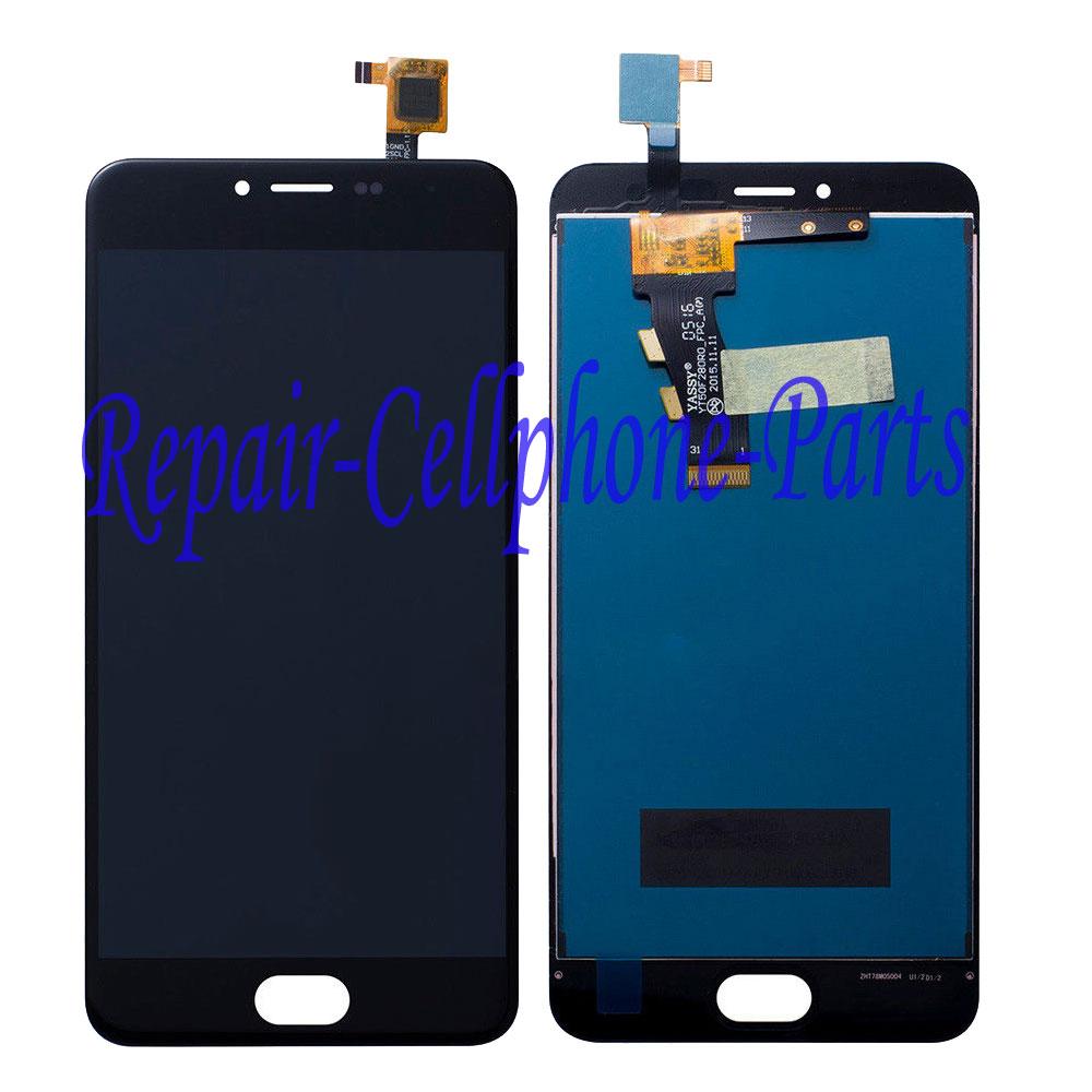 imágenes para Negro Nueva Pantalla LCD Full + Pantalla Táctil Digitalizador Asamblea reemplazo para meizu m3 mini meilan 3 m688q m688c m688m M688U