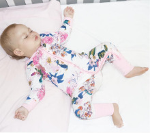 2017 Summer Baby Clothing Girl Boy Sleepwear Cotton Cartoon Baby Girl Clothes Full Sleeve Newborn Blanket Sleepers Robes H00304