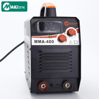 Feel comfortable arc welder welding joint equipment tool arc reliable stable low noise MMA 400IGBT