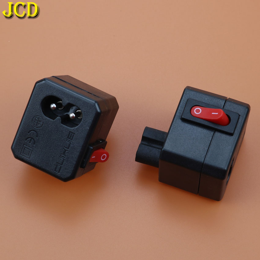 JCD 1PCS Power On-Off Switch Adapter For PS3 Playstation 3 Slim Video Games G-Switch for PS3 Console Gaming Accessory