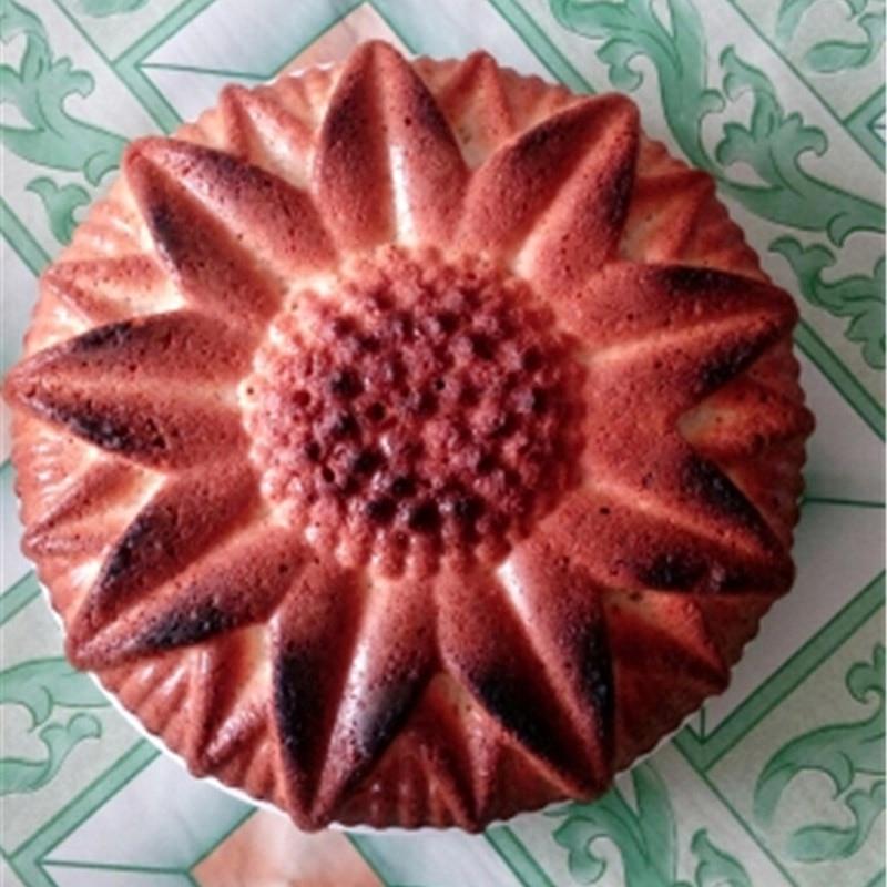 Dyrių didelių matmenų gėlės tortas pelėsių maisto kokybės - Virtuvė, valgomasis ir baras - Nuotrauka 3
