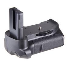 Горячая Акция новейший Travor BG-2G вертикальный батарейный блок MB-D10 для Nikon D5300 D5200 адаптер