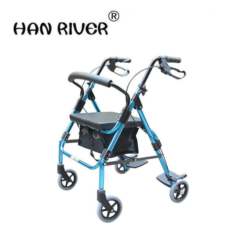 HANRIVER 2018The family folding childrens old age ultra light scooter portable travel airplane old hand push aluminum alloy carHANRIVER 2018The family folding childrens old age ultra light scooter portable travel airplane old hand push aluminum alloy car