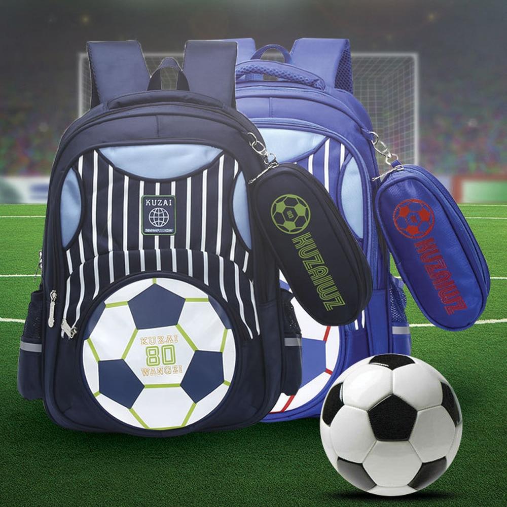 Football Bags Backpack Sport Bags For Teenager Boys Kids Soccer Pack Bag 2019 New