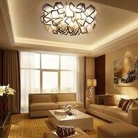 Northern Europe Creative Concise Art Fashion Ceiling Light Livingroom Bedroom Restaurant Villa Decoration Lamp Free Shipping