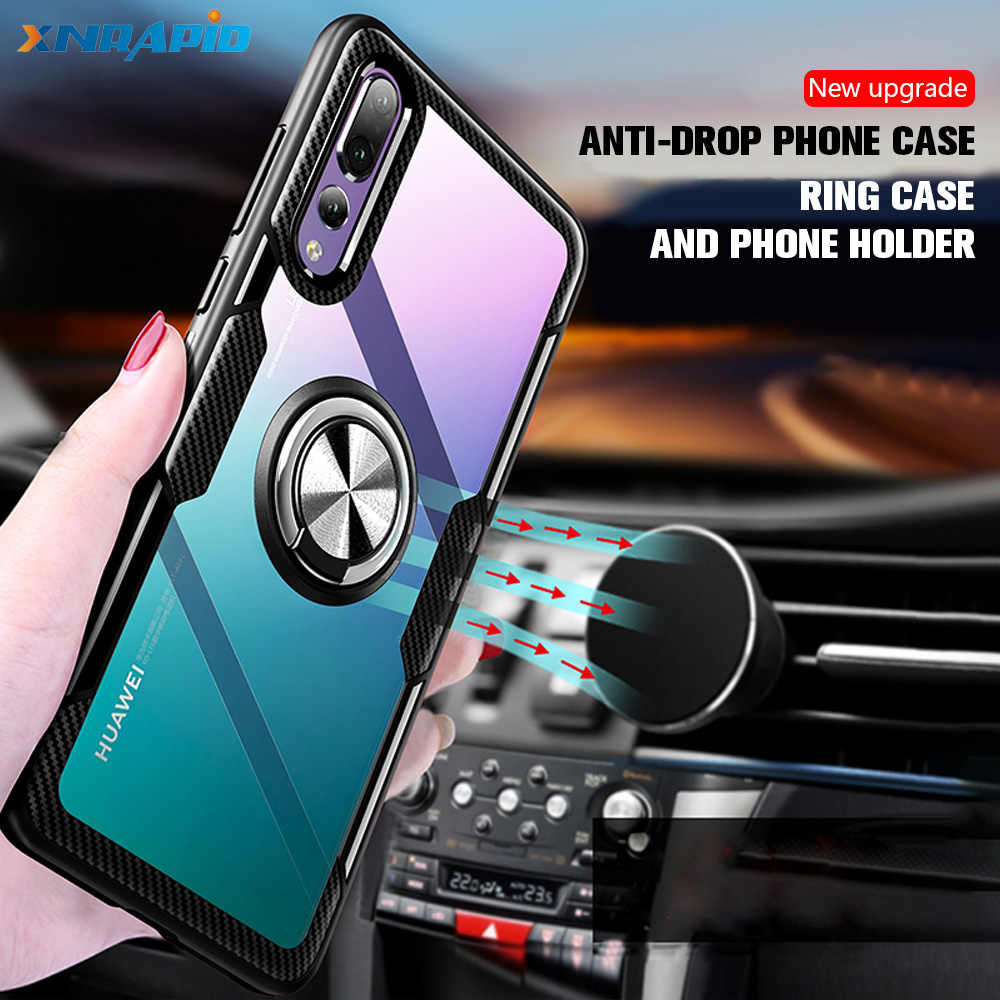 Case For Huawei Mate 20 Lite Case For Huawei P30 Pro Case Manetic Holder Stand Cover For Huawei P20 Lite Honor 8X V20 10 Case