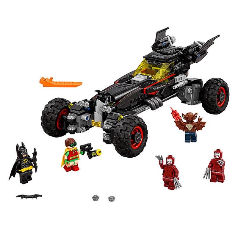 Lepin 70905 Pogo Bela 10634 Batman The Batmobile Super Heroes Marvel Avengers Building Blocks Bricks Compatible legoe Toys