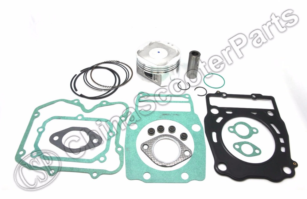 Piston Gasket  Kit Polaris 500 500CC Sportsman Scrambler Ranger Standard Bore 92mm polaris sportsman 400 500 water pump rebuild kit with billet impeller