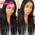 7A Brazillian Hair Straight Unprocessed Mink Brazilian Virgin Hair Straight 3 Bundles Brazilian Straight Hair Weave Jet Black