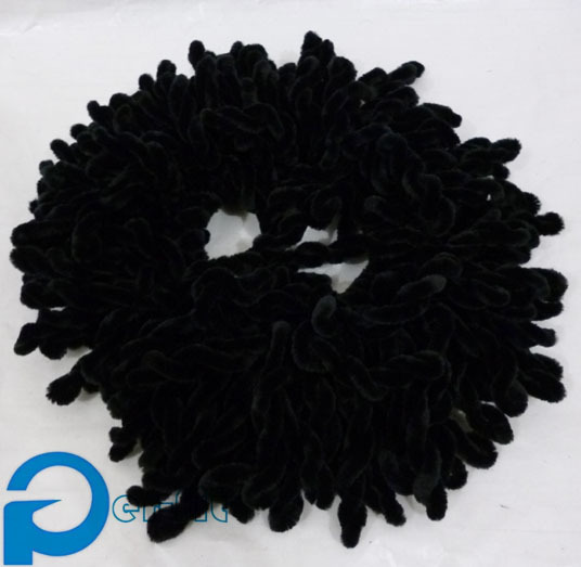 volumising scrunchie islamic khaleeji volumizer scrunchies hair ring tie hijab shaping 20pcs/lot free ship