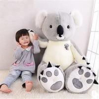 Fancytrader 140cm Jumbo Plush Animal Koala Toy Big Huge Stuffed Koalas Doll Nice Gifts for Children