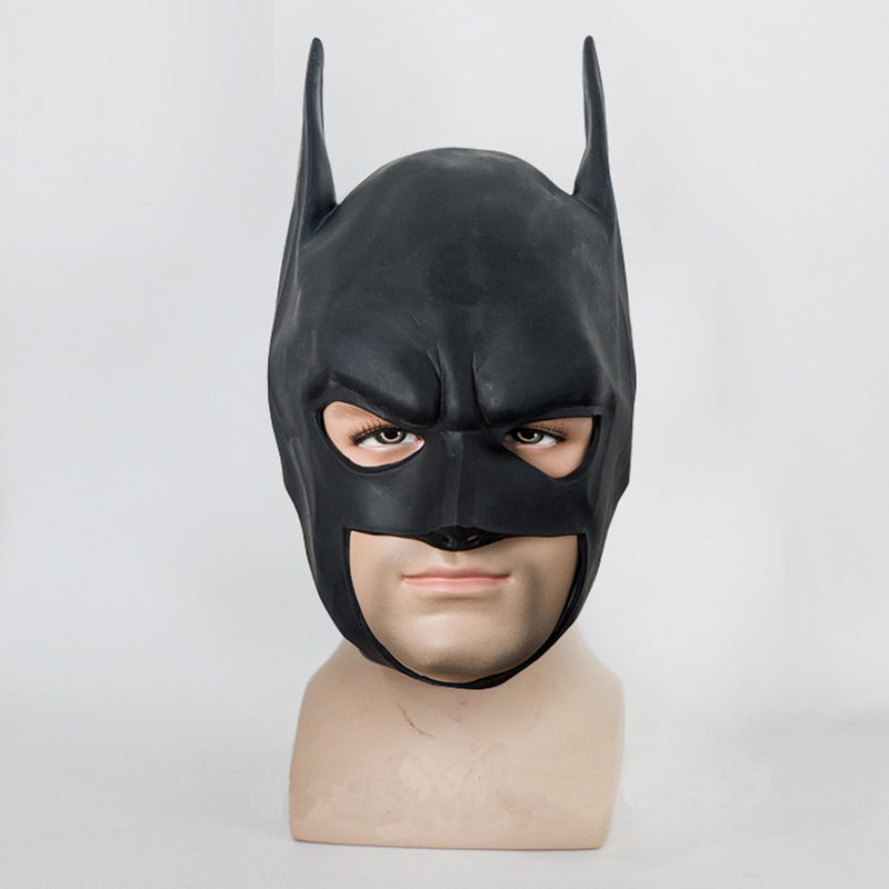 Batman cosplay Mask Halloween Costumes for men Carnival party masks