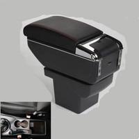 For Chevrolet Niva armrest box Niva 1 Universal Car Armrest Central storage box glass holder ashtray modification accessories