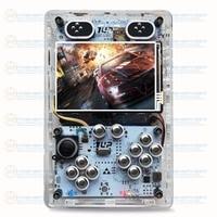 Pocket mini arcade game 3.5 inch HD IPS LCD Raspberry Pi 3 + 64G card Recalbox system Portable Mini Pocket Arcade Game Gameboy