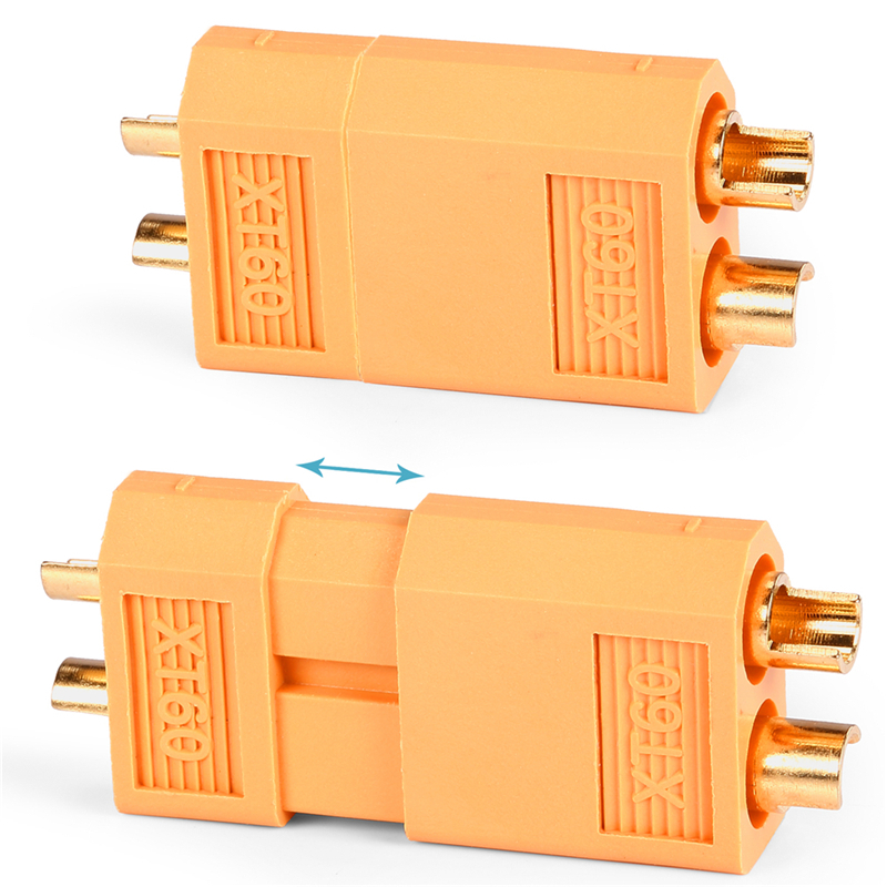 1pair XT60 XT-60 XT 60 Plug Male Female Bullet Connectors Plugs For RC Lipo Battery Wholesale 2PCS