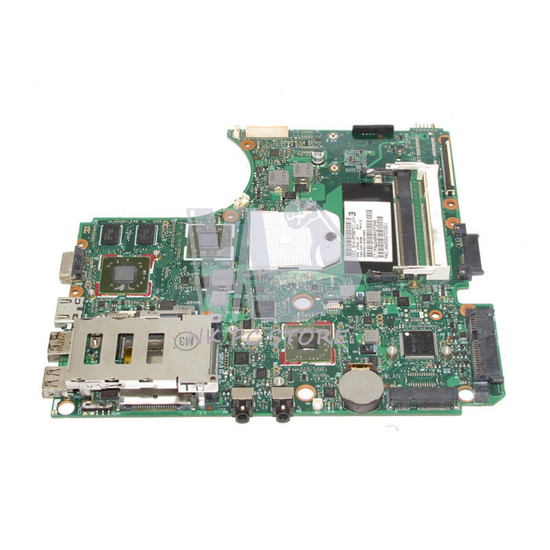 574506-001 585221-001 Main Board For Hp 4515S 4416S Laptop Motherboard Socket s1 DDR3 Free CPU цены онлайн