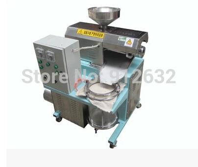 Petite presse à huile commerciale, presseur d'huile automatique