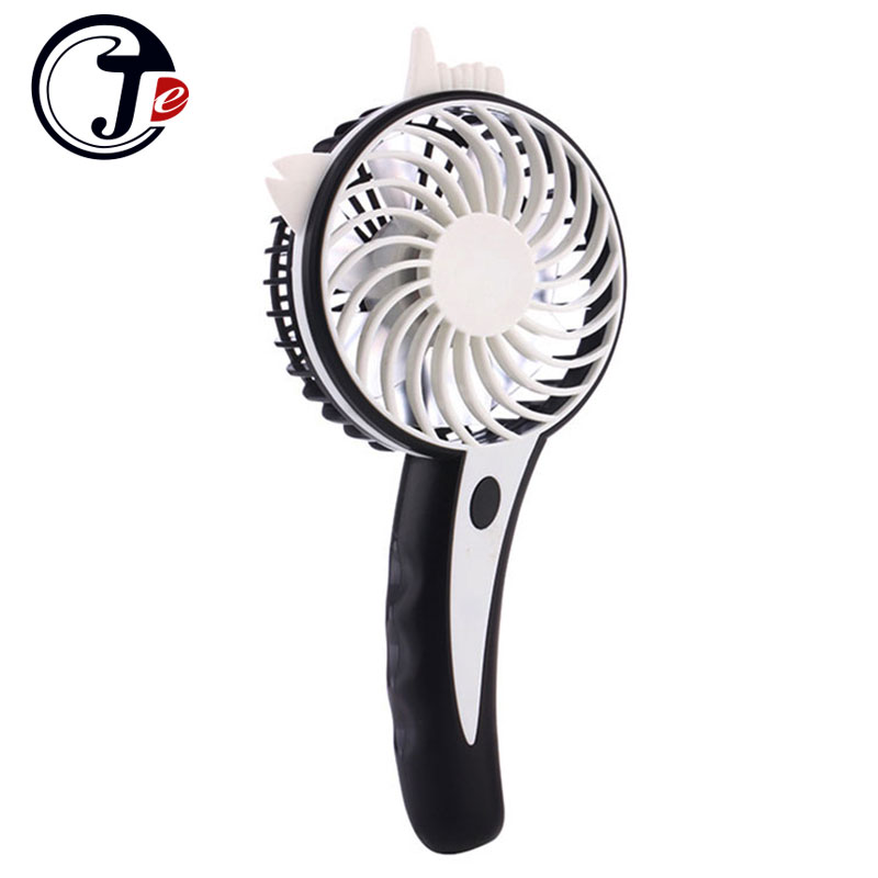 Hand Held Air Conditioning Air Cooler for Home Rechargeable Mini Ventilador for Outdoor Lucky Bird Table Fan USB Fans for Laptop hand held usb battery amphibious mini air conditioning fan